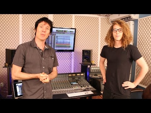 Recording Studio Tour: Big Bad Sound LA - Warren Huart: Produce Like A Pro