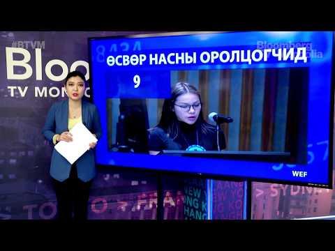 """""""Дэлхийн эдийн засгийн чуулган""""-д Грета Тунберг тэргүүтэй 9 хүүхэд оролцож байна"""