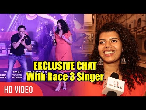Exclusive Chat With Veera Saxena | Race 3 Singer | I Found Love | Salman Khan