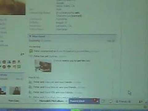 Facebook Chat / IM