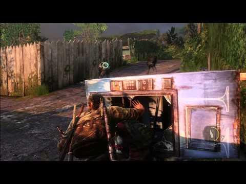 The Last of Us | Chapter 4: Bill's Town 3/4 - Graveyard [SURVIVOR Walkthrough]