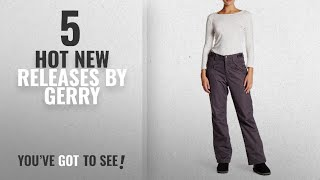 Hot New Gerry Women Clothing [2018]: Gerry Ruby Snow Pants