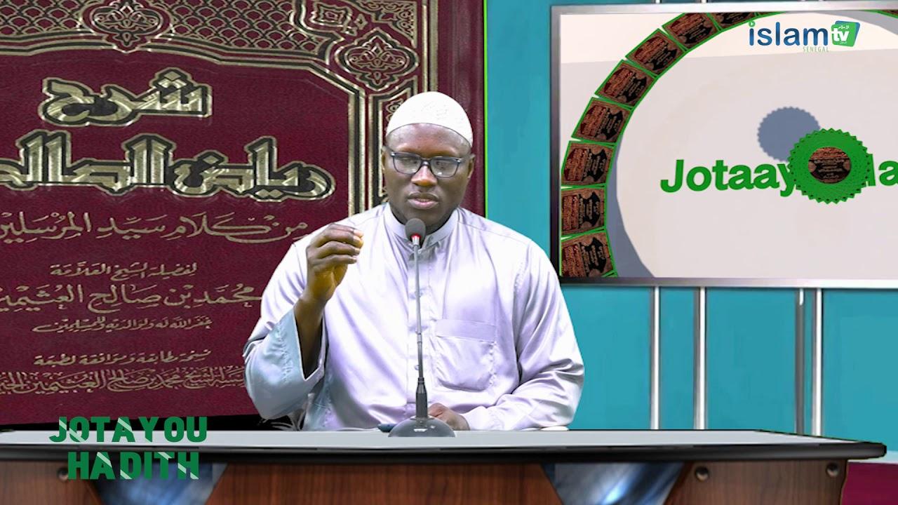 Jotaayu Hadith Episode 5 - Oustaz Mor KEBE HA