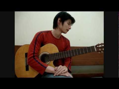 Akustik Gitar - Belajar Lagu (Seluruh Nafas Ini - Last Child)
