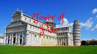 🇮🇹 Tower of Pisa - Tuscany - Italy - Leaning Tower 🌐