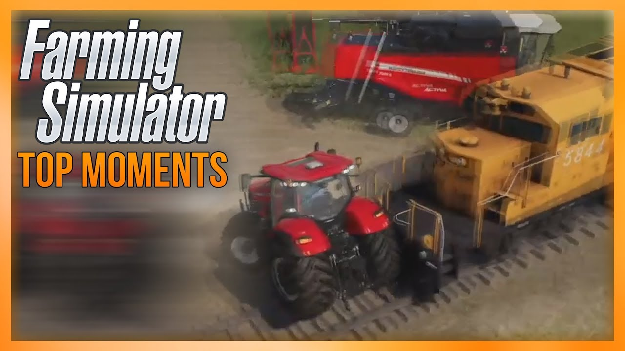 Farming Simulator: Top Moments!