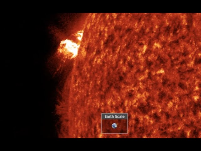 Sun Erupting Again, Impossible Nova, Climate Forcing | S0 News May.6.2021