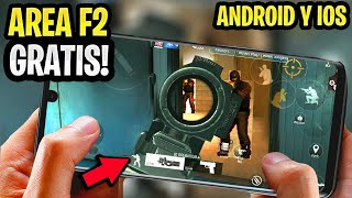 AREA F2 MOBILE GRATIS para ANDROID e IOS - ADIOS a PUBG MOBILE? (Rainbow Six Mobile)