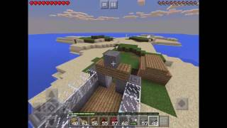 How to make a working guard dog in mcpe!!!