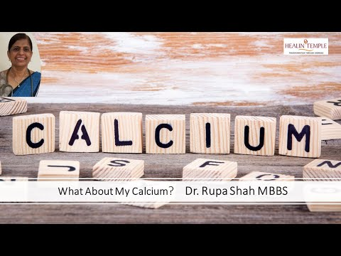What About My Calcium? Dr. Rupa Shah's most popular Free Webinar! Get Calcium Naturally from Diet!