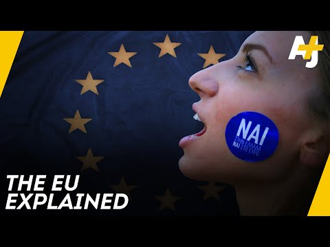 Is It Time To Say Goodbye To The EU? | AJ+