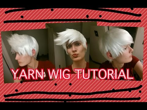 Yarn Wig Tutorial (In depth)