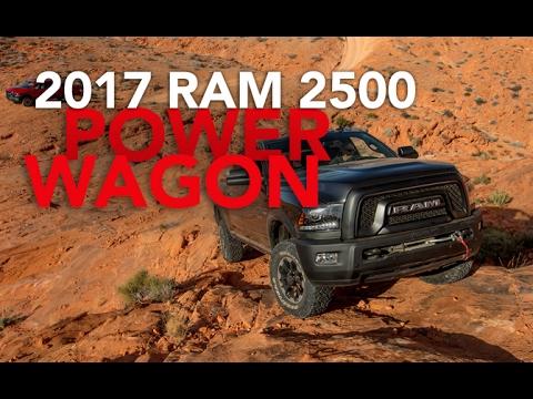 2017 Ram 2500 Power Wagon Review