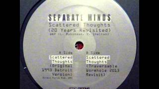 Separate Minds - Scattered Thoughts