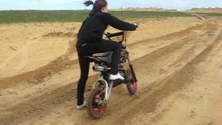 how not to ride a motorbike