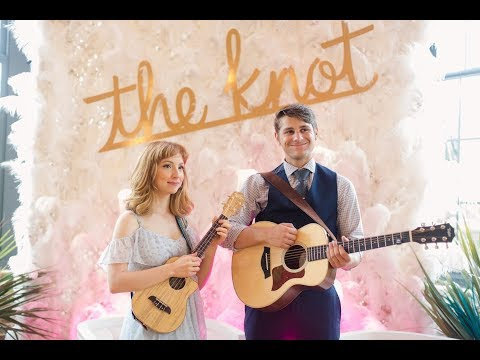 The Knot Event in Charleston, SC  with Loluma Events