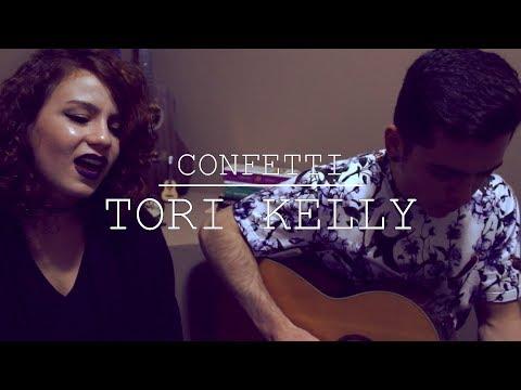 Confetti - Tori Kelly (cover) By Carol Biazin Part. Igor Lazier