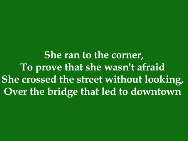 Ran - Allison's Invention (Dance Moms) - Lyrics