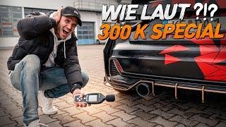 Audi A1 1of1 300K SPECIAL | WIE LAUT IST ER? | Daniel Abt