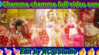 🌹Chamma chamma 🌹full video song mp4.🌷