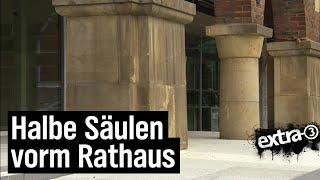 Realer Irrsinn: Barrierefreies Rathaus in Borken