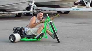Baldwin, Brandon - Bigwheel Motor Bike Drifting 8-26-14