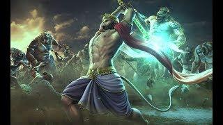 Sri Ram na milenge hanuman ke bina DJ bhakti song(Ram navmi Juloos)