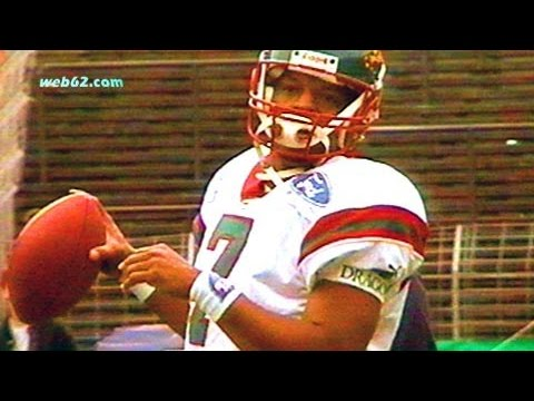 Jarious Jackson QB Denver Broncos, Barcelona Dragons @ web62.com