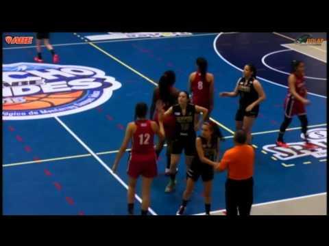 Liga ABE 8 Grandes Femenil 2016 CETIS vs UPAEP