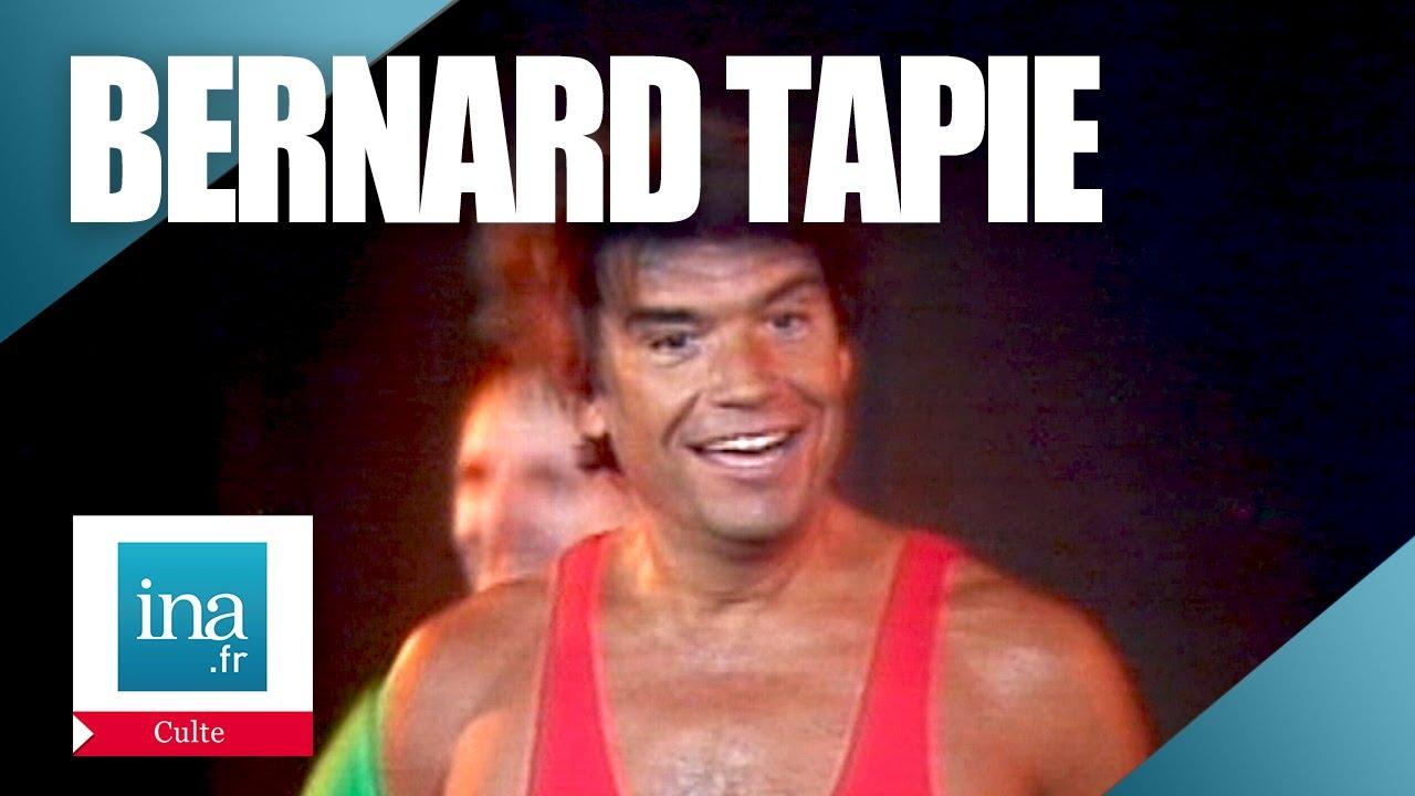 "1984 : Bernard Tapie dans ""Gym Tonic"" | Archive INA"