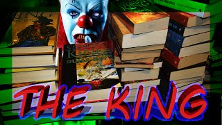 STEPHEN KING BOOK COLLECTION - (RO)