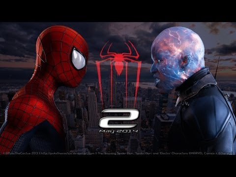 Full Movie The Amazing Spider Man 2 Action Movie 2014 Based On The Video Game Part 1 Of 2