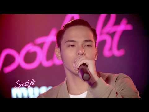 "Kristoffer Martin performs ""LET ME BE THE ONE"" 