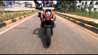 Video Review of KTM 200 Duke Motorcycle | Green Signal download MP3, 3GP, MP4, WEBM, AVI, FLV Desember 2017