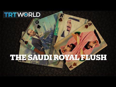 The Saudi Royal Flush