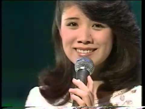 森昌子 津和野ひとり 1981年 Masako Mori Tuwano Hitori