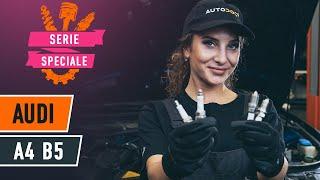Smontaggio Candele motore AUDI - video tutorial