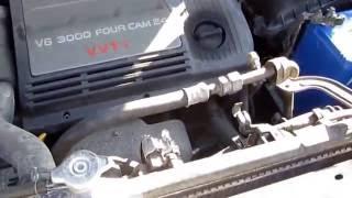 TOYOYA KLUGER TK4194 двигатель 1MZ FE(, 2016-06-21T00:47:59.000Z)