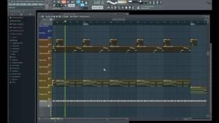 Andy Duguid feat. Julie Thompson - Skin & Bones (Olbaid Remix)[FL Studio Progressive Trance]