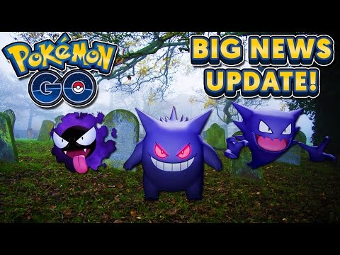 Pokémon GO - BIG NEWS UPDATE: NEW HALLOWEEN EVENT + DOUBLE CANDY AMOUNT!