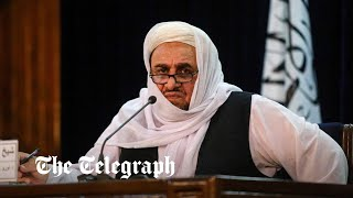 video: Watch: the Taliban announce education policy for women including female-only classrooms