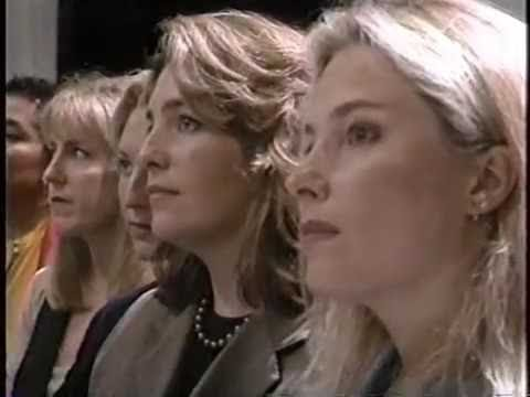 Marcia Clark talks the OJ Simpson Trial - 1998 (Part One of Four)
