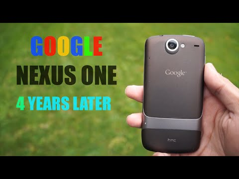 The Nexus One [RETRO REVIEW]