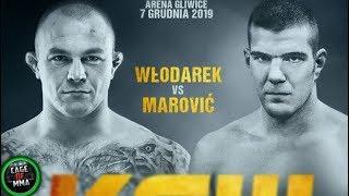 KSW 52 - Michał Włodarek vs Srdjan Marovic