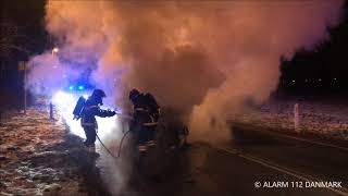 25012019   Ild i bil   Naerum