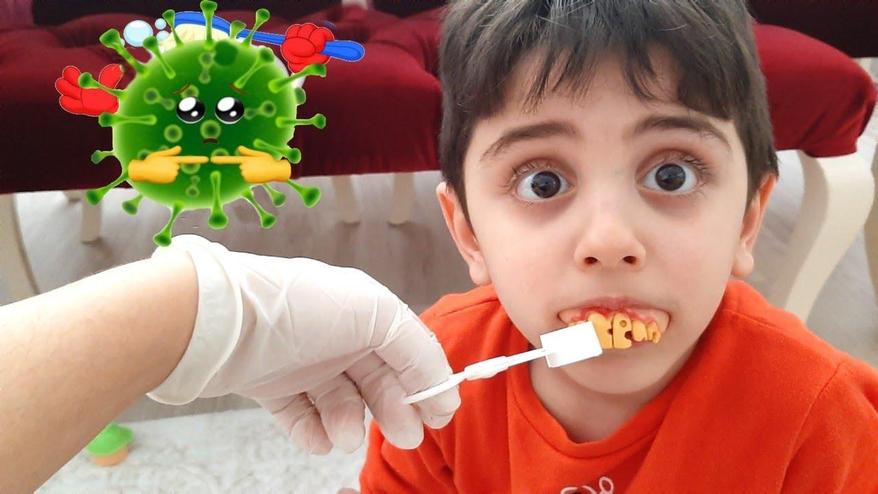 Download Efe'nin doktorculuk oyunu macerası. Çocuk videosu - Doktorculuk oyunu
