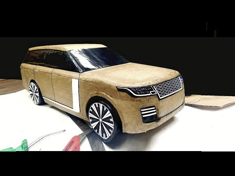 how-to-make-a-car-|-rang-rover-|-cardboard-craft-rc-car-|-diy-rc-toy