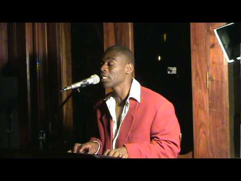 Wedding Song in Setswana Welly Wellington in Botswana Africa Mowana Safari Lodge