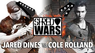 Shred Wars - jared dines VS cole rolland