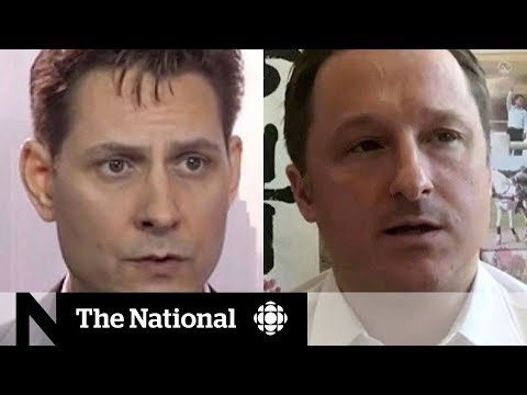 China formally arrests 2 Canadians, accuses them of spying